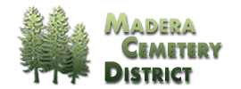 Madera Cemetery Logo